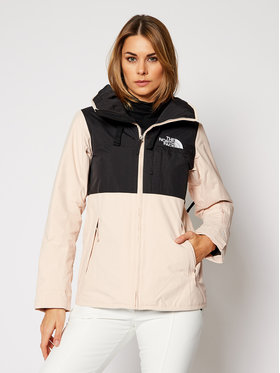 The North Face The North Face Kurtka narciarska Superlu NF0A4R1DTDF1 Beżowy Regular Fit