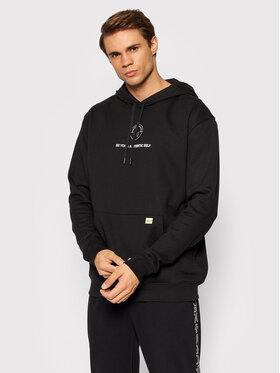 Hugo Hugo Sweatshirt SMILEY Deatles 50454111 Noir Regular Fit