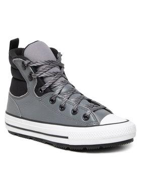 Converse Converse Plátenky Ctas Berkshitre Boot Hi 171683C Sivá