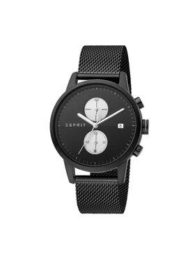Esprit Esprit Hodinky ES1G110M0085 Černá