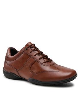Geox Geox Chaussures basses U City A U0469A 043BC C6001 Marron