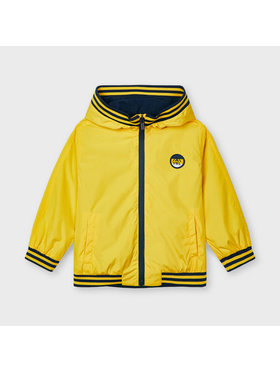 Mayoral Mayoral Giacca di transizione 3415 Giallo Regular Fit