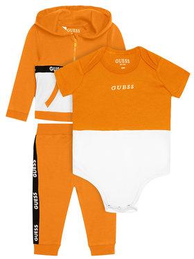 Guess Guess Melegítő ruha szett P1RG00 KA6W0 Narancssárga Regular Fit
