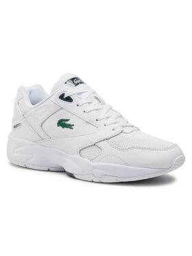 Lacoste Lacoste Sneakersy Storm 96 Lo 0120 3 Sma 7-40SMA00741R5 Biały