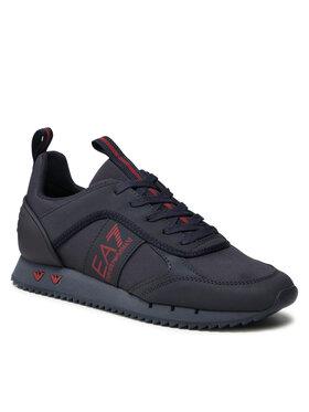 EA7 Emporio Armani EA7 Emporio Armani Sneakers X8X027 XK219 Q227 Blu scuro