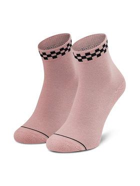 Vans Vans Κάλτσες Ψηλές Γυναικείες 1P Peekcre VN0A3Z92ZJY1 Ροζ