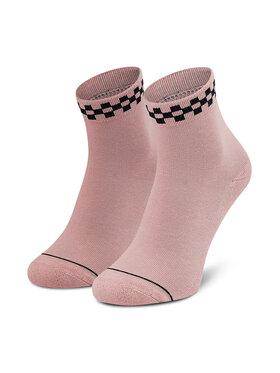 Vans Vans Vysoké dámske ponožky 1P Peekcre VN0A3Z92ZJY1 Ružová