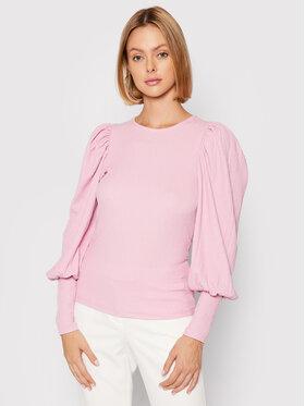 Vero Moda Vero Moda Blúz Sie 10238484 Rózsaszín Slim Fit