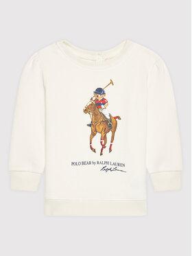 Polo Ralph Lauren Polo Ralph Lauren Mikina Boston 310856714001 Béžová Regular Fit