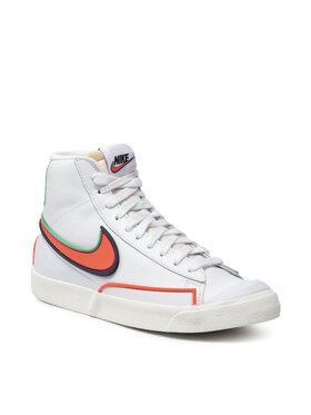 Nike Nike Обувки Blazer Mid '77 Infinite DA7233 102 Бял