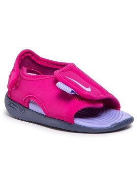 Nike Nike Sandály Sunray Adjust 5 V2 (TD) DB9566 600 Růžová