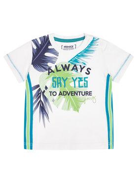 Primigi Primigi T-Shirt Free Wild 45221111 Kolorowy Regular Fit