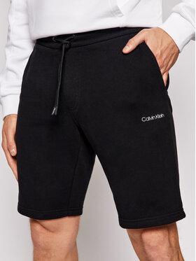 Calvin Klein Calvin Klein Спортни шорти Small Logo K10K107142 Черен Regular Fit