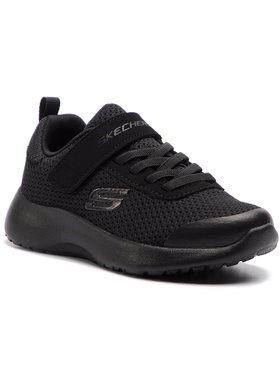 Skechers Skechers Παπούτσια Ultra Torque 97770L/BBK Μαύρο