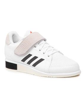 adidas adidas Buty Power Perfect III GZ2862 Biały