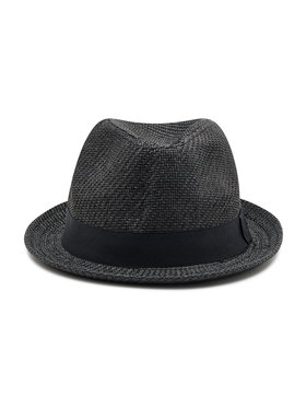 Jack&Jones Jack&Jones Kalap Tim Straw Hat 12152899 Fekete
