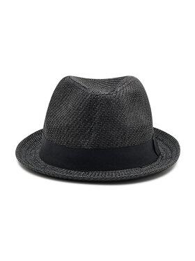 Jack&Jones Jack&Jones Kapelusz Tim Straw Hat 12152899 Czarny