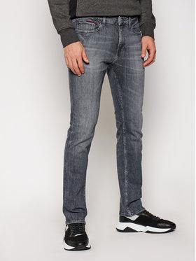 Tommy Jeans Tommy Jeans Blugi Slim Fit Scanton DM0DM09282 Gri Slim Fit