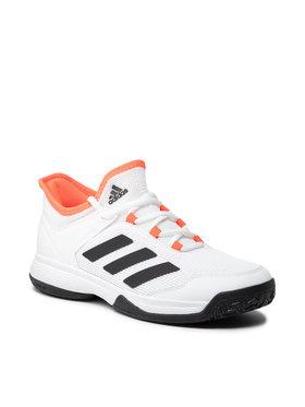 adidas adidas Boty Ubersonic 4 K S23742 Bílá