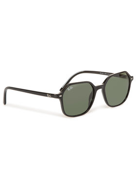 Ray-Ban Ray-Ban Okulary przeciwsłoneczne John 0RB2194 901/31 Czarny