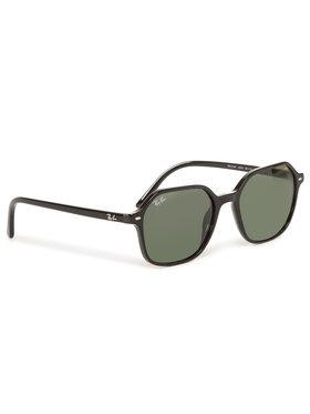 Ray-Ban Ray-Ban Slnečné okuliare John 0RB2194 901/31 Čierna