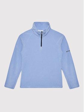 Columbia Columbia Polár kabát Glacial™ 1556945 Kék Regular Fit