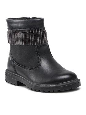 Primigi Primigi Μπότες 8370000 S Μαύρο