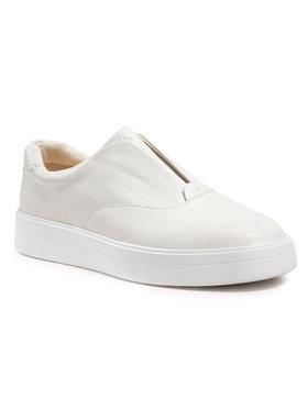 Clarks Clarks Πάνινα παπούτσια Hero Step. 261495694 Λευκό
