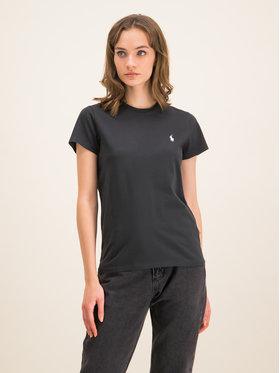 Polo Ralph Lauren Polo Ralph Lauren T-Shirt 211734144 Μαύρο Regular Fit