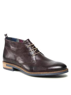 Lloyd Lloyd Šnurovacia obuv Daniel 21-542-07 Hnedá