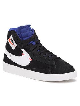 Nike Nike Scarpe Blazer Mid Rebel BQ4022 005 Nero