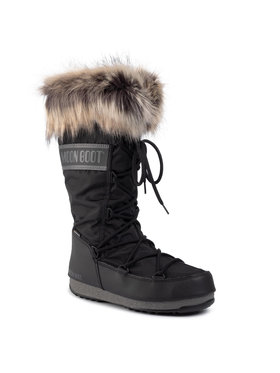 Moon Boot Moon Boot Čizme za snijeg Monaco Wp 2 24008700001 Crna