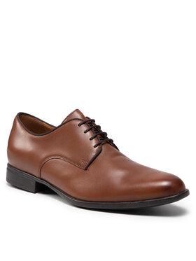 Geox Geox Chaussures basses U Iacopo C U029GC 00043 C6001 Marron