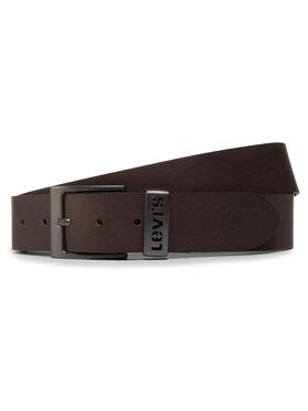 Levi's® Levi's® Pánský pásek 38019-0119 Hnědá