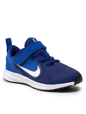 Nike Nike Обувки Downshifter 9 (Psv) AR4138 001 Тъмносин