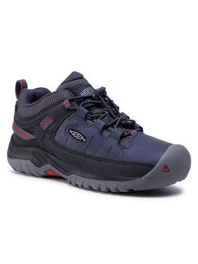 Keen Keen Παπούτσια πεζοπορίας Targhee Low Wp 1024012 Σκούρο μπλε