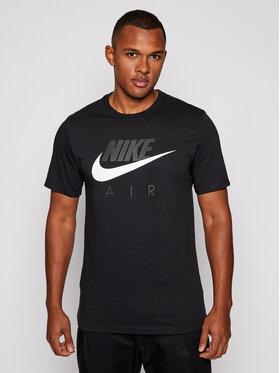 Nike Nike Marškinėliai CU7324 Juoda Classic Fit