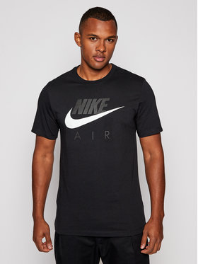 Nike Nike Tričko CU7324 Čierna Classic Fit