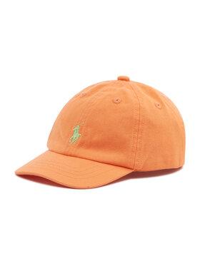 Polo Ralph Lauren Polo Ralph Lauren Καπέλο Jockey Classics II 320785653011 Πορτοκαλί