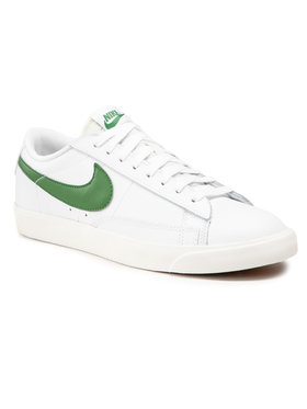 Nike Nike Обувки Blazer Low Leather CI6377 108 Бял