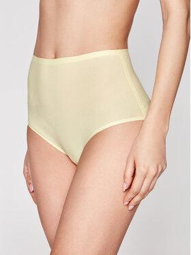 Chantelle Chantelle Klasické kalhotky s vysokým pasem Softstretch C26470 Žlutá
