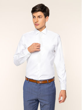Tommy Hilfiger Tailored Tommy Hilfiger Tailored Панталон от костюм TT0TT05494 Тъмносин Regular Fit