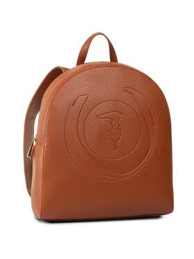 Trussardi Jeans Trussardi Jeans Plecak Faith Backpack 75B01025 Brązowy