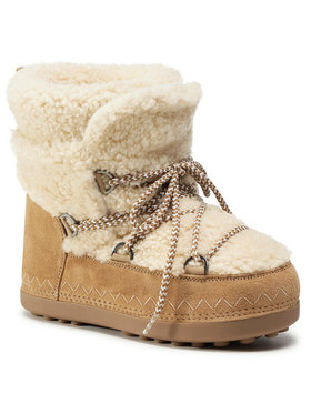 Bogner Bogner Μπότες Χιονιού Trois Vallees 15A 303-1534 Μπεζ