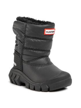 Hunter Hunter Hótaposó Original Kids Snow Boots KFT5066WWU Fekete