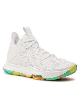 Nike Nike Batai Lebron Witness IV BV7427 102 Balta