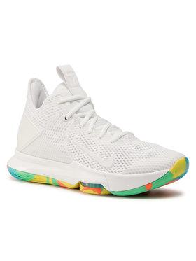 Nike Nike Boty Lebron Witness IV BV7427 102 Bílá