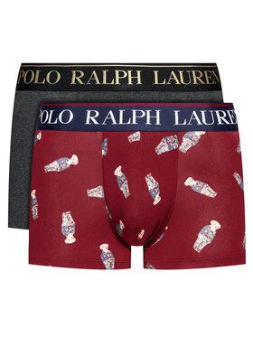Polo Ralph Lauren Polo Ralph Lauren 2 pár boxer 714821619002 Színes