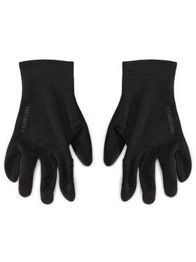 Merrell Merrell Férfi kesztyű Stretch Gloves GORE-TEX JAF25302 Fekete