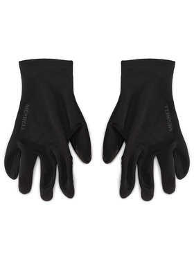 Merrell Merrell Γάντια Ανδρικά Stretch Gloves GORE-TEX JAF25302 Μαύρο